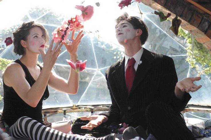 The Dresden Dolls at the Cloud Club