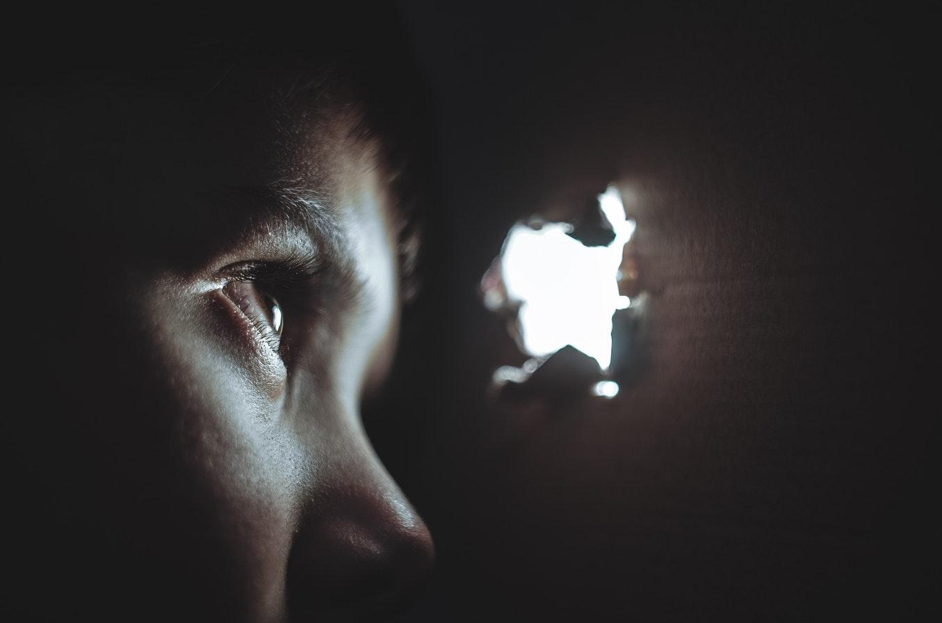 ADHD and gamer imagination wondering peeking