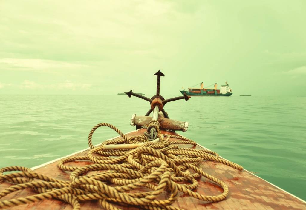 Finding anchor and centeredness