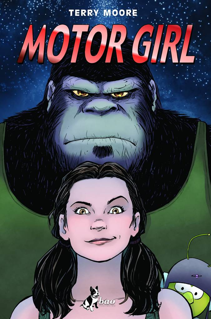 motor girl mental health themes in graphic novels