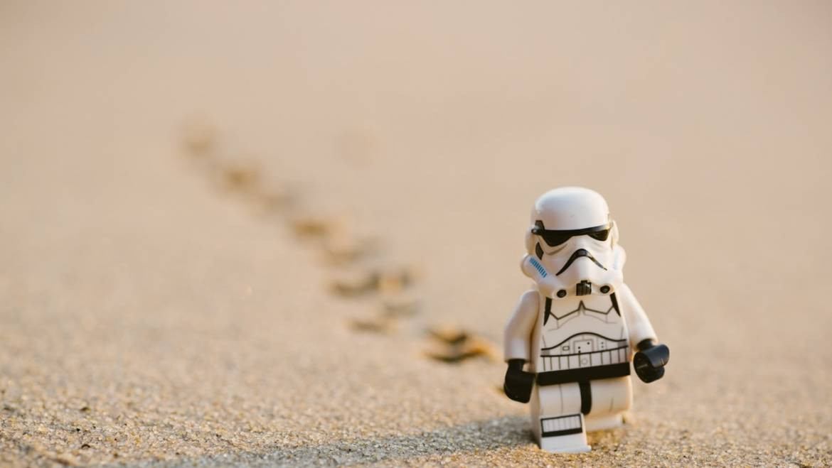 A Journey into the Sand